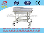 A54-1 Stainless steel infant bath cart with a s.s basket