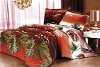 Microfiber polyester bedding set (disperse printing)