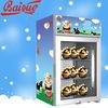 Countertop ice cream freezer/freezer/mini freezer/glass door freezer/ice scream freezer /display freezer IF72