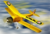Tiger Moth Radio Control Plane