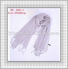 2012 new fashion wool scarf pashmina