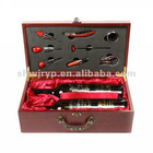2012 hot sale practial &useful new fashion wooden wine case