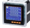 Multi-functional harmonic LCD display meter PD7194E-9HY