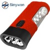 9 LED Rechargeable TorchLight
