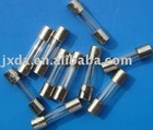 250V 8A Fast Quick Blow Glass Fuse 20 x 5mm