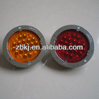 12V 4ft Round LED Truck lamps With Stop,Tail,Indicator Lights