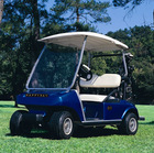 Happy Day 2 seats electric vehicle/ golf car
