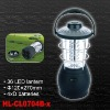 D battery 36 LED camping lantern