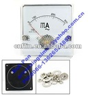 AC 0-300mA Current Range Analog Panel Ammeter YS-80