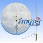 5w-100W 1/2 wave Professional FM Transmitter GP Antenna BNC SL16