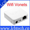 Mini portable wireless Wifi bridge/ router /repeater