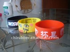 2011 Hot Sell Bracelet/Wide Silicone Bracelet