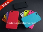 rubber back case for iphone4