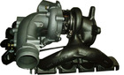Turbocharger(K04-2283)