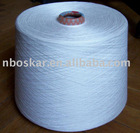 Spun polyester virgin yarn