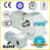 foot flange mount and hollow shaft hypoid ac gear Motor high torque