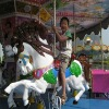Deluxe Double-deck Carousel Horse For Sale