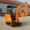HT16 mini excavator with 0.06 m3 bucket capacity 1.7T