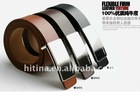 fashion 100%cow hide leather belts for men