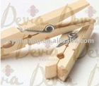 Beautiful bamboo Clothes Peg