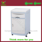 Strong and stylish ABS Hospital Beside Cabinet/ Bedside locker