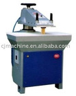 CJ-820 hydraulic swing arm die cutting machine, cutting press, shoes machine