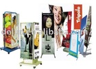 Custom Roll Up Banner Display