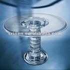 acrylic coffee table PMMA table plexiglass tea table
