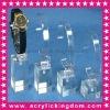 4 Acrylic Watch Stands Showcase Riser Jewelry Displays