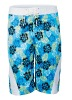 Men's Flower Printing Board Shorts