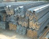 hot dipped galvanised steel angle