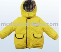 Children cotton-padded jacket