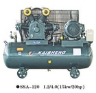 piston air compressor (SSA120-1.2/40)