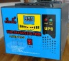 INVERTER,UPS SINE WAVE,70% Power,12V/24V,Aluminum EI Transformer,1000VA