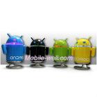 2012 Wireless Google Android Robot fm radio mini speaker