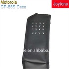 Hot wireless leather case for 2 way radio (GP-88S)