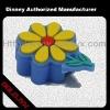 Rainbow Flower Earphone Decorations