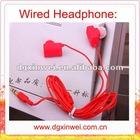 Fashion Wired headphone