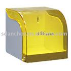 Plastic wall-mounted Tissue Box