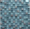 Glass Mosaic mix Stone Glass and Ceramic 20X20X8 GS205-C