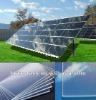 3.2mm solar glass with UL1703 & EN12150 & ISO certificate