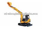 XCMG XE60 crawler excavator,6ton,