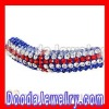 Shamballa Crystal Charms Beads Bracelets Parts Jewelry YH0241