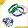 2012 newest colorful silicone bracelet customized