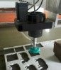 CNC four-axis cutting head water jet machine