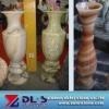 Decorative stone vases