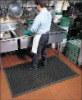 mesh recycled rubber mat floor