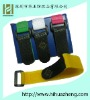 Eco-Friendly self-locking functional book straps velcro