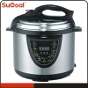 Stainless Steel Function of Pressure Cooker