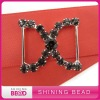 new rhinestone buckle for ribbon decoartion